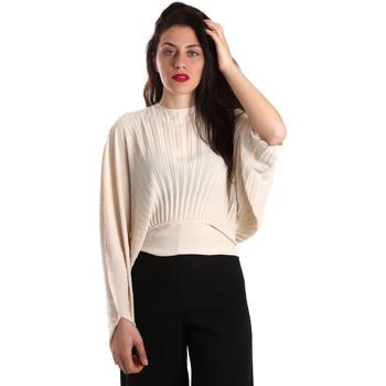 Oblečenie Ženy Blúzky Denny Rose 821DD40001 Béžová