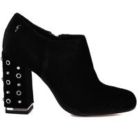 Topánky Ženy Nízke čižmy Gattinoni PINDL0777W čierna