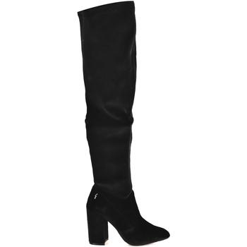Topánky Ženy Čižmy do mesta Gattinoni PINOD0782W čierna