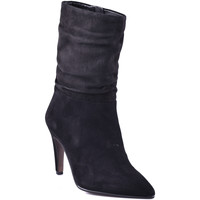 Topánky Ženy Čižmičky Elvio Zanon I2902X.ELZCAMNERO čierna