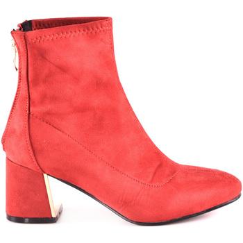 Topánky Ženy Čižmičky Gold&gold B18 GY07 Červená