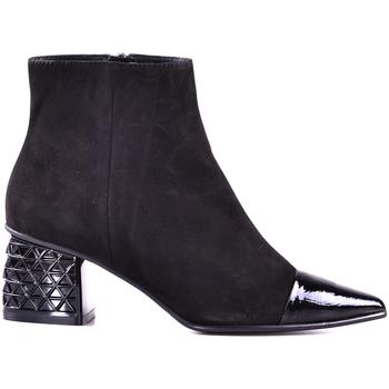 Topánky Ženy Čižmičky Elvio Zanon I1603X.ELZNKCNENER čierna