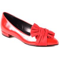 Topánky Ženy Balerínky a babies Grace Shoes 2216 Červená