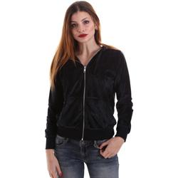 Oblečenie Ženy Mikiny Key Up 5CS57 0001 čierna