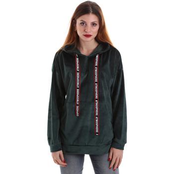Oblečenie Ženy Mikiny Key Up 5CS91 0001 Zelená