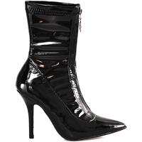 Topánky Ženy Čižmičky Gold&gold B18 GD05V čierna
