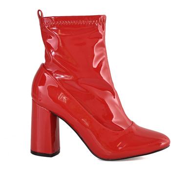 Topánky Ženy Čižmičky Gold&gold B18 GM29 Červená