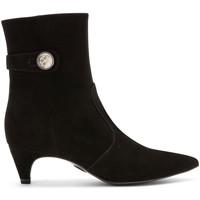 Topánky Ženy Čižmičky Carmens Padova A42191 čierna