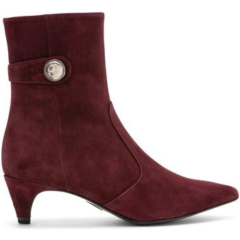 Topánky Ženy Čižmičky Carmens Padova A42191 Červená