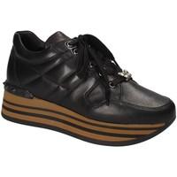 Topánky Ženy Nízke tenisky Triver Flight 232-11A čierna