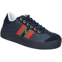 Topánky Ženy Nízke tenisky Roberta Di Camerino RDC82140 Modrá