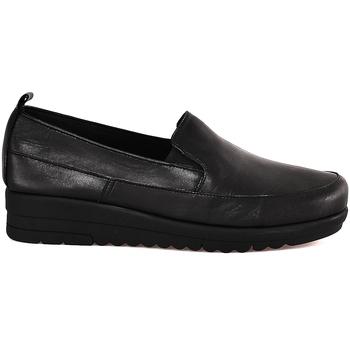Topánky Ženy Mokasíny Grunland SC3985 čierna