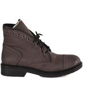 Topánky Ženy Polokozačky Mally 5037 Hnedá