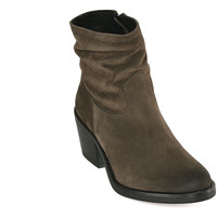 Topánky Ženy Čižmičky Mally 5341 Zelená