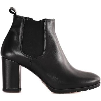 Topánky Ženy Čižmičky Mally 5500 čierna
