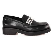 Topánky Ženy Mokasíny Mally 5896 čierna