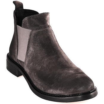 Topánky Ženy Čižmičky Mally 5948 Šedá