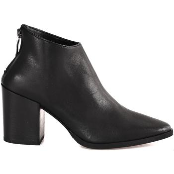 Topánky Ženy Čižmičky Mally 6341 čierna