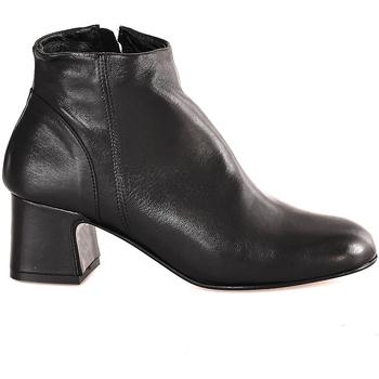 Topánky Ženy Čižmičky Mally 6357 čierna