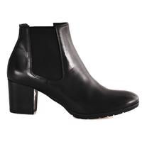 Topánky Ženy Čižmičky Mally 6418 čierna