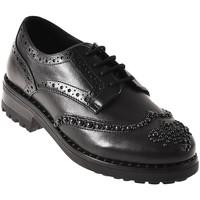 Topánky Ženy Derbie Lumberjack SW48804 002 Q12 čierna