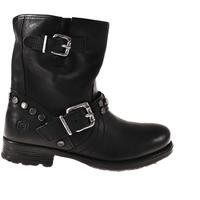 Topánky Ženy Čižmičky Lumberjack SW53001 002 Q12 čierna