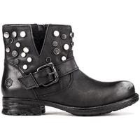 Topánky Ženy Čižmičky Lumberjack SW53003 001 Q12 čierna
