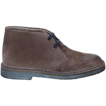Topánky Ženy Polokozačky Rogers 1102D Hnedá