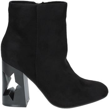 Topánky Ženy Čižmičky Gold&gold B18 GM31 čierna