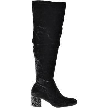 Topánky Ženy Čižmy do mesta Elvio Zanon I1903B čierna
