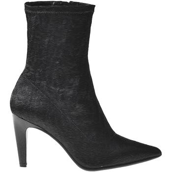 Topánky Ženy Čižmičky Elvio Zanon I2906X čierna