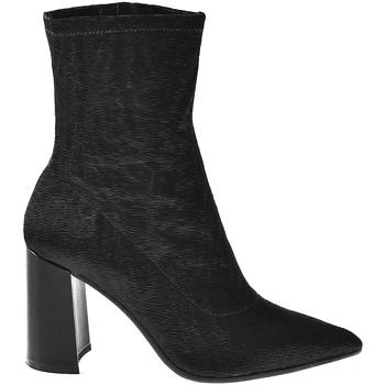 Topánky Ženy Čižmičky Elvio Zanon I3104X čierna