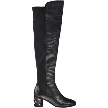 Topánky Ženy Čižmy do mesta Elvio Zanon I5504G čierna