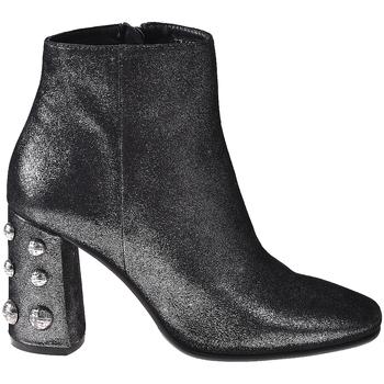 Topánky Ženy Čižmičky Elvio Zanon I5703G čierna