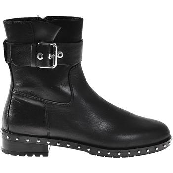 Topánky Ženy Čižmičky Elvio Zanon I6201N čierna