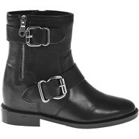 Topánky Ženy Čižmičky Elvio Zanon I7005N čierna