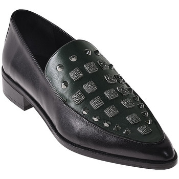 Topánky Ženy Mokasíny Elvio Zanon I7703G čierna