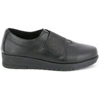 Topánky Ženy Mokasíny Grunland SC3979 čierna