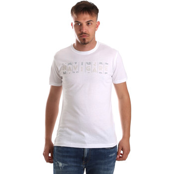 Oblečenie Muži Tričká s krátkym rukávom Navigare NV31081 Biely