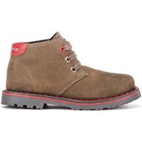 Topánky Deti Polokozačky Lumberjack SB47303 003 B03 Hnedá