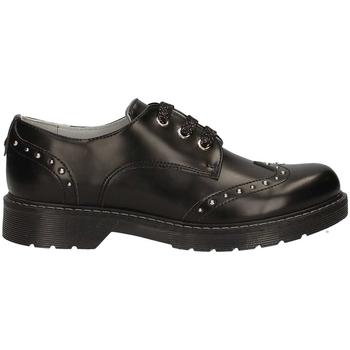 Topánky Deti Derbie NeroGiardini A830711F čierna