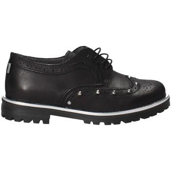 Topánky Deti Derbie Melania ME6205F8I.A čierna