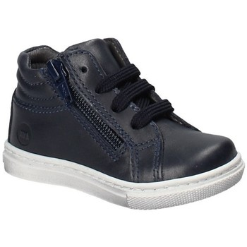 Topánky Deti Polokozačky Melania ME1453B8I.C Modrá