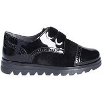 Topánky Deti Derbie Melania ME6218F8I.C čierna