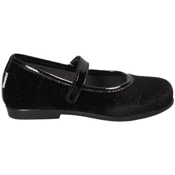 Topánky Dievčatá Balerínky a babies Melania ME2042D8I.D čierna