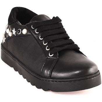 Topánky Deti Nízke tenisky Holalà HS0035L0002J čierna