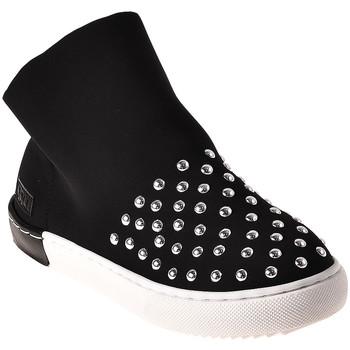 Topánky Deti Členkové tenisky Joli JS0019T0039J čierna