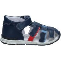 Topánky Deti Športové sandále Falcotto 1500698-02-9111 Modrá