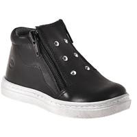 Topánky Deti Členkové tenisky Melania ME0119A8I.A čierna