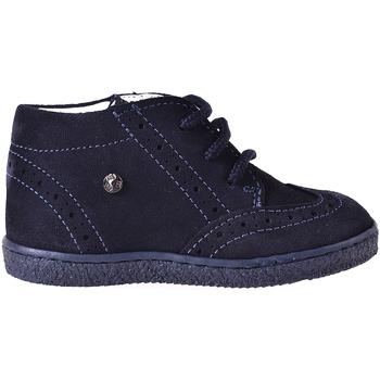 Topánky Deti Polokozačky Melania ME0146A8I.B Modrá